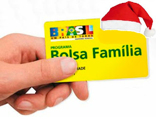Beneficiários do Bolsa Família em Baraúna recebem abono natalino neste sábado (05)