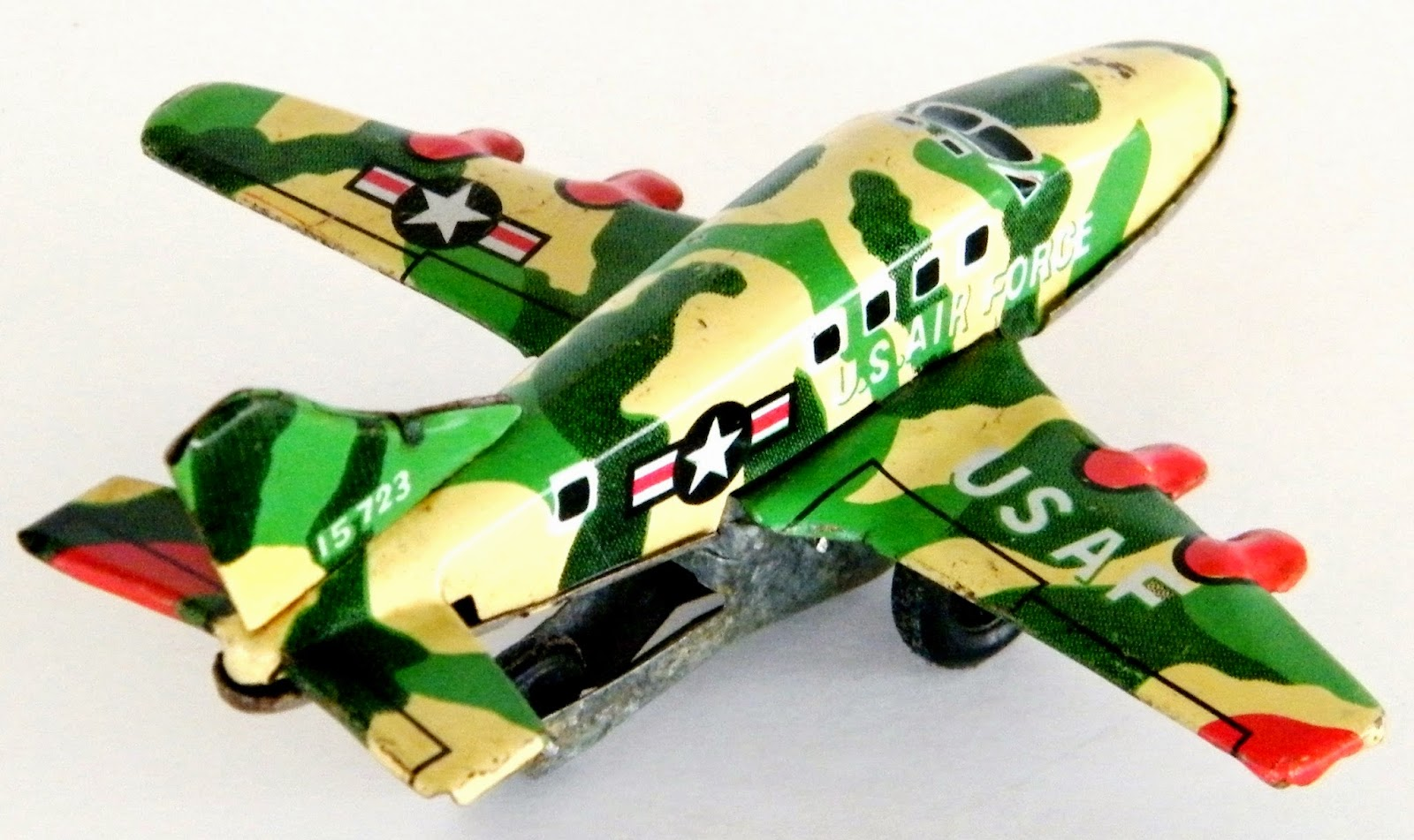 Japanese Toy Manufacturers : Toys and stuff japan unknown manufacturer usaf mini