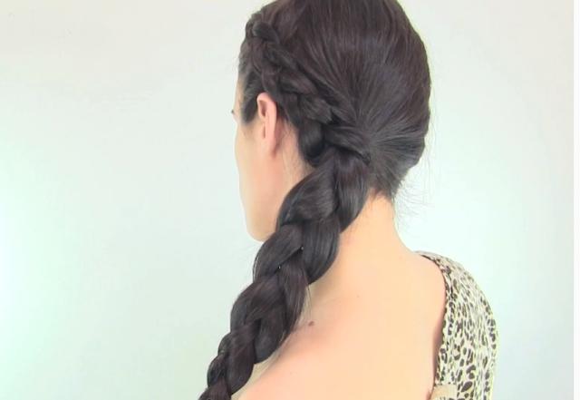 Peinados Básicos para este Regreso a Clases YouTube - Clases De Peinados Para Niña