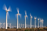 Wind farm (Credit: Shutterstock) Click to Enlarge.