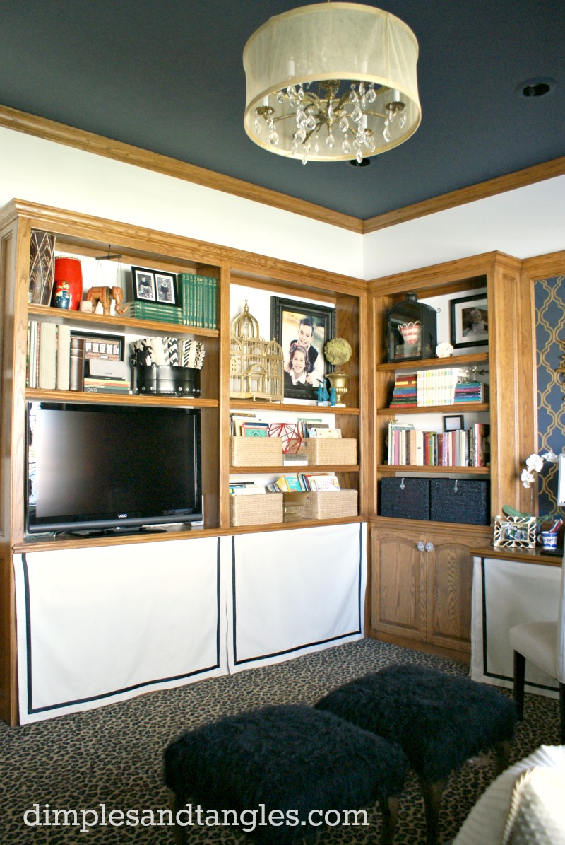 Savvy Southern Style: My Favorite Room.....Dimples and Tangles
