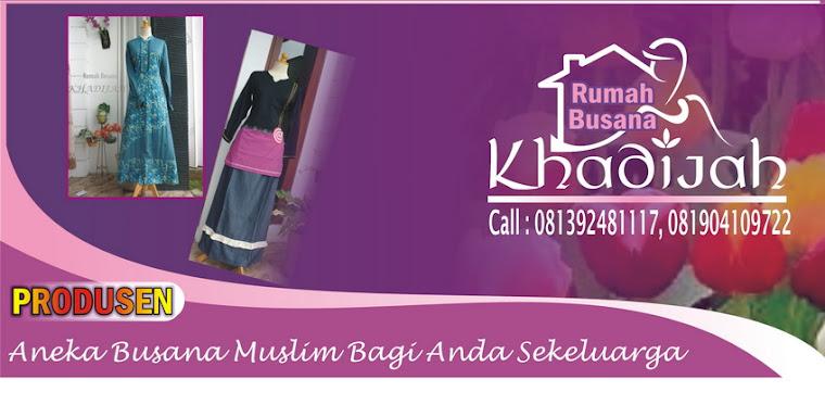 Rumah Busana Khadijah