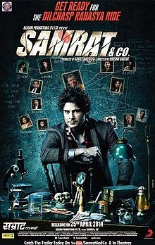 Samrat & Co. Poster
