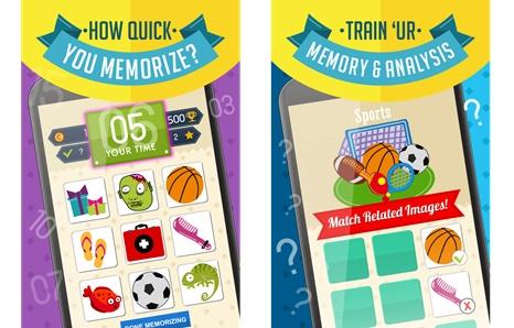 Asah Otak kamu dengan Game Matching Images Android dan iOS