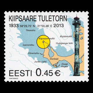 Estonia: Kiipsaare Lighthouse