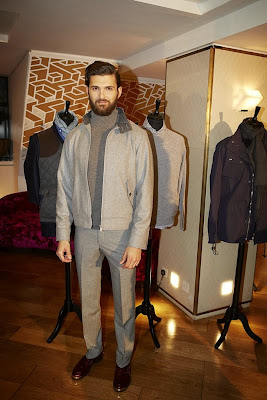 Chester Barrie, London Collections, London, british style, menswear, Savile Row, Soho's Ivy Club, tailor, Christopher Modoo, Tailors of the Unexpected, Príncipe de Gales,
