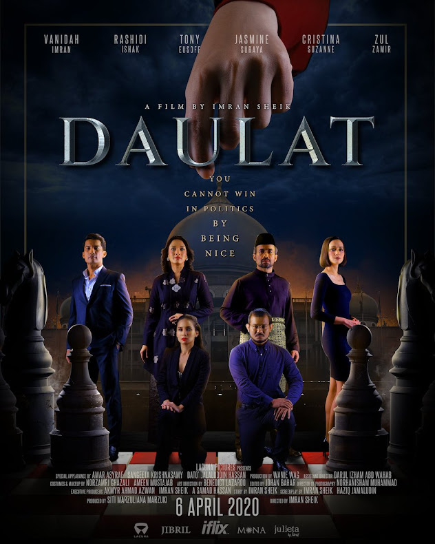 6 APRIL 2020 - DAULAT (MALAY)