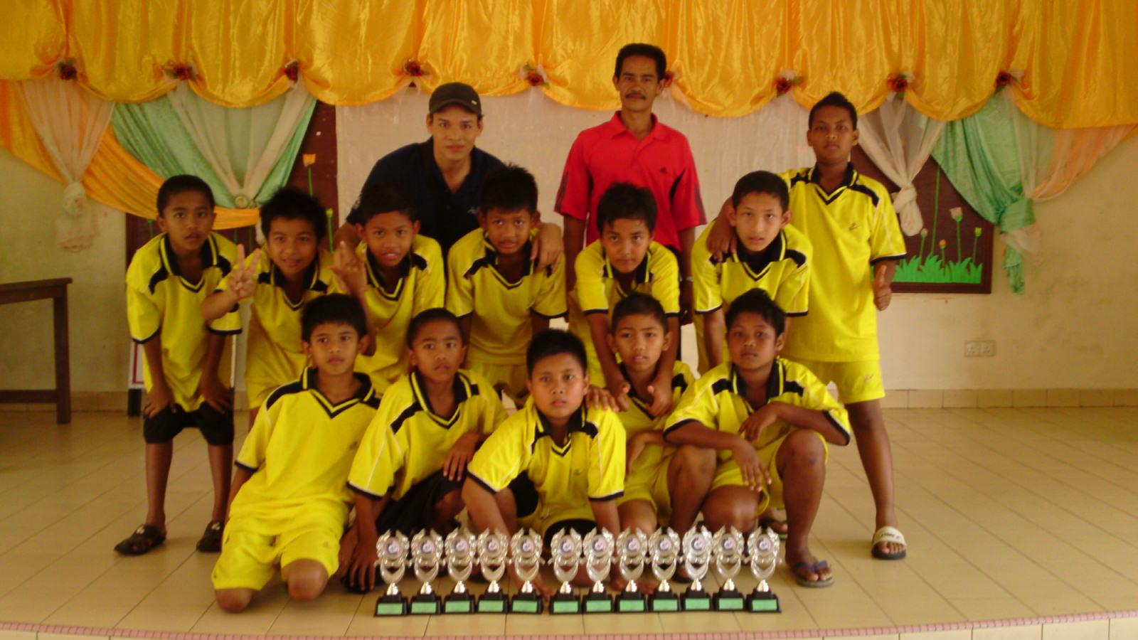 Sekolah Kebangsaan Kuala Telemong: Pertandingan Bola ...