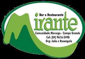Bar e Restaurante Mirante na Comunidade Morcego em Campo Grande/RN