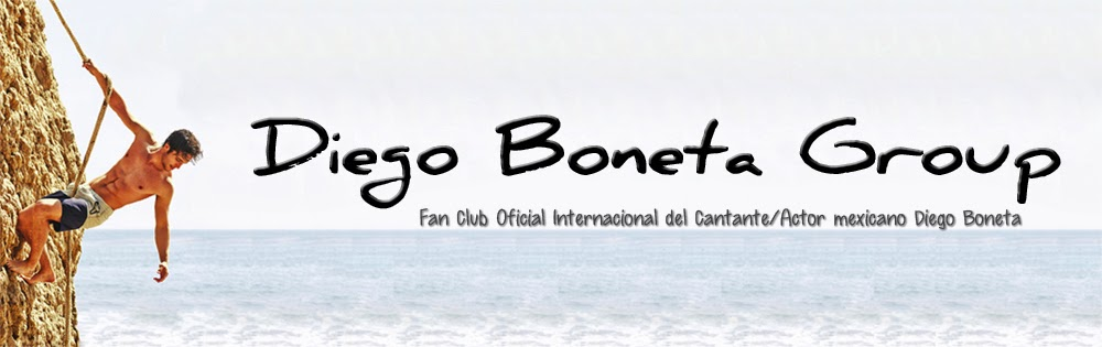 Diego Boneta Group
