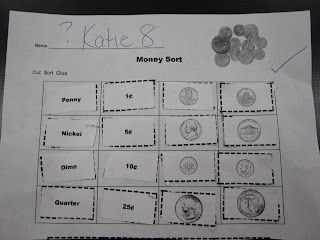 http://www.teacherspayteachers.com/Product/Money-Sort-259365