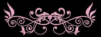 Divisória rosa