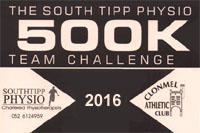 Clonmel AC 500k Team Challenge