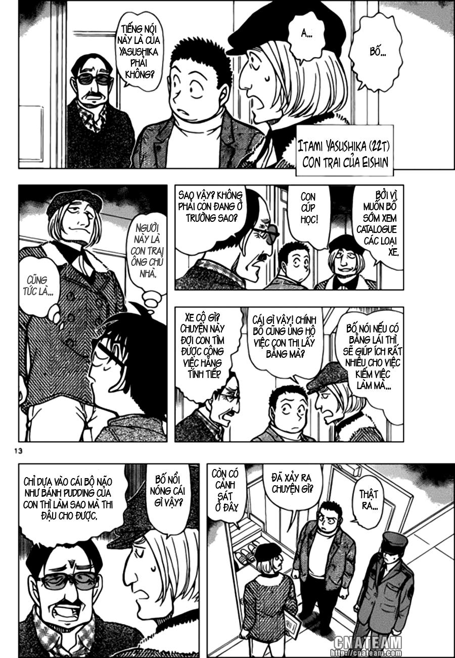 Thám Tử Lừng Danh Conan - Chapter 848 - Pic 14