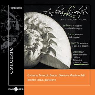 Luchesi - Sinfonie, Sonata, Concerto