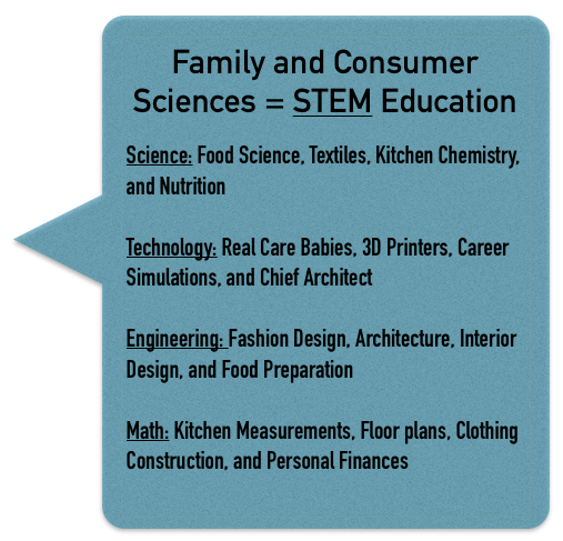 STEM Is Just Another Acronym For Home Economics