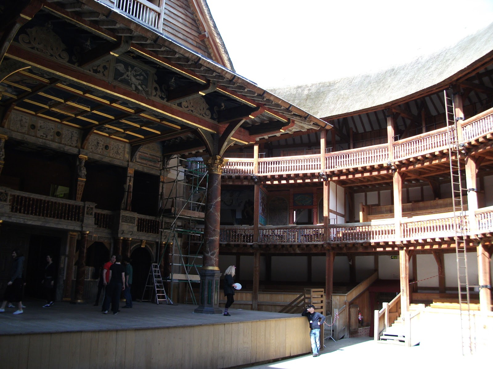 the globe theatre essay The globe theatre in london , where william shakespeare's most famous plays premiered hamlet, othello, king lear, macbeth, and twelfth night, was built in 1599 in southwark on the south bank of london's river thames by richard burbage it was co-owned by shakespeare, with a share of 125% the.