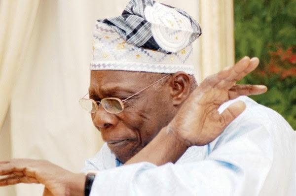 Obasanjo letter to Alhaji Tukur