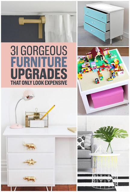 31 Gorgeous Furniture Upgrades For Your Grown Up Apartment