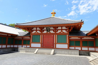 The Kudara Kannon Hall