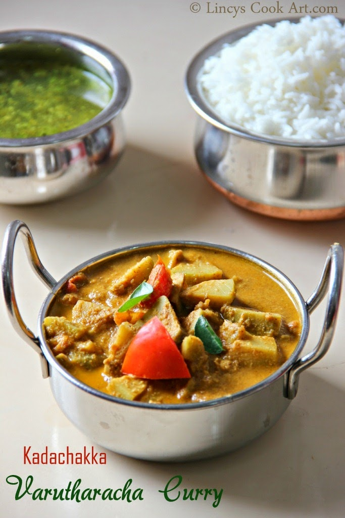Bread fruit Curry
