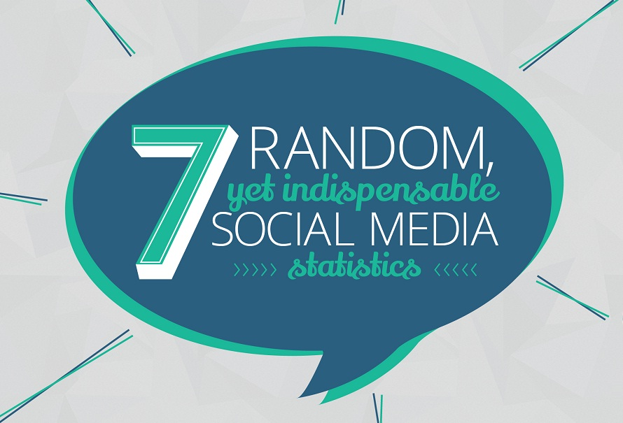 7 Surprising Social Media Marketing Facts - #infographic