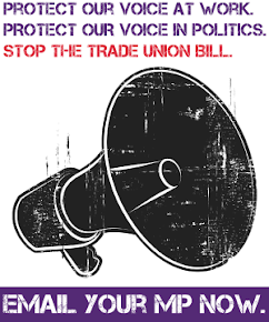 Stop the Trade Union Bill!