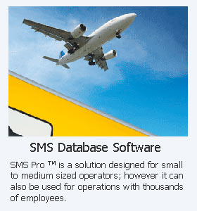 aviation safety management software app for airlines airports aviation maintenance mro amo