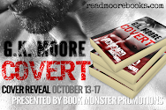 G.K. Moore's COVERT Cover Reveal