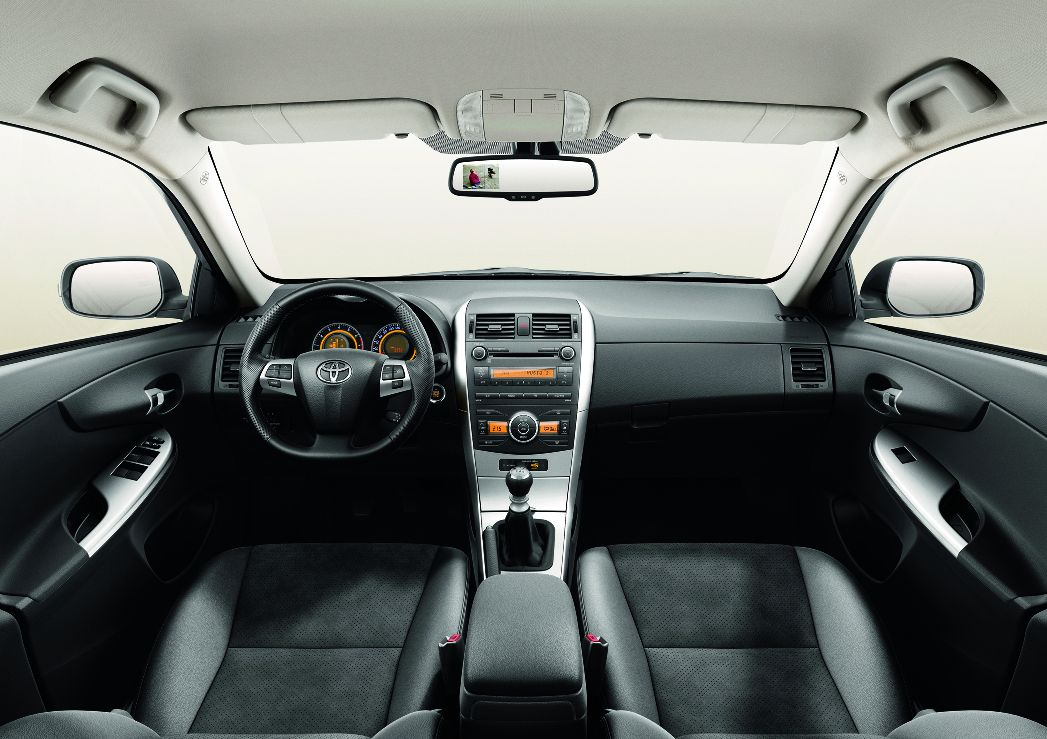 2012 Toyota Corolla, Toyota Corolla 2012