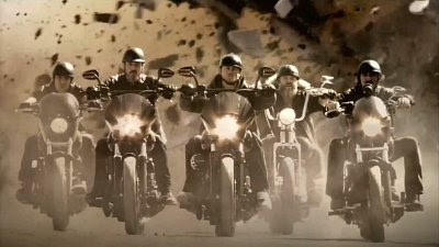 "Sons Of Anarchy"" Updates"