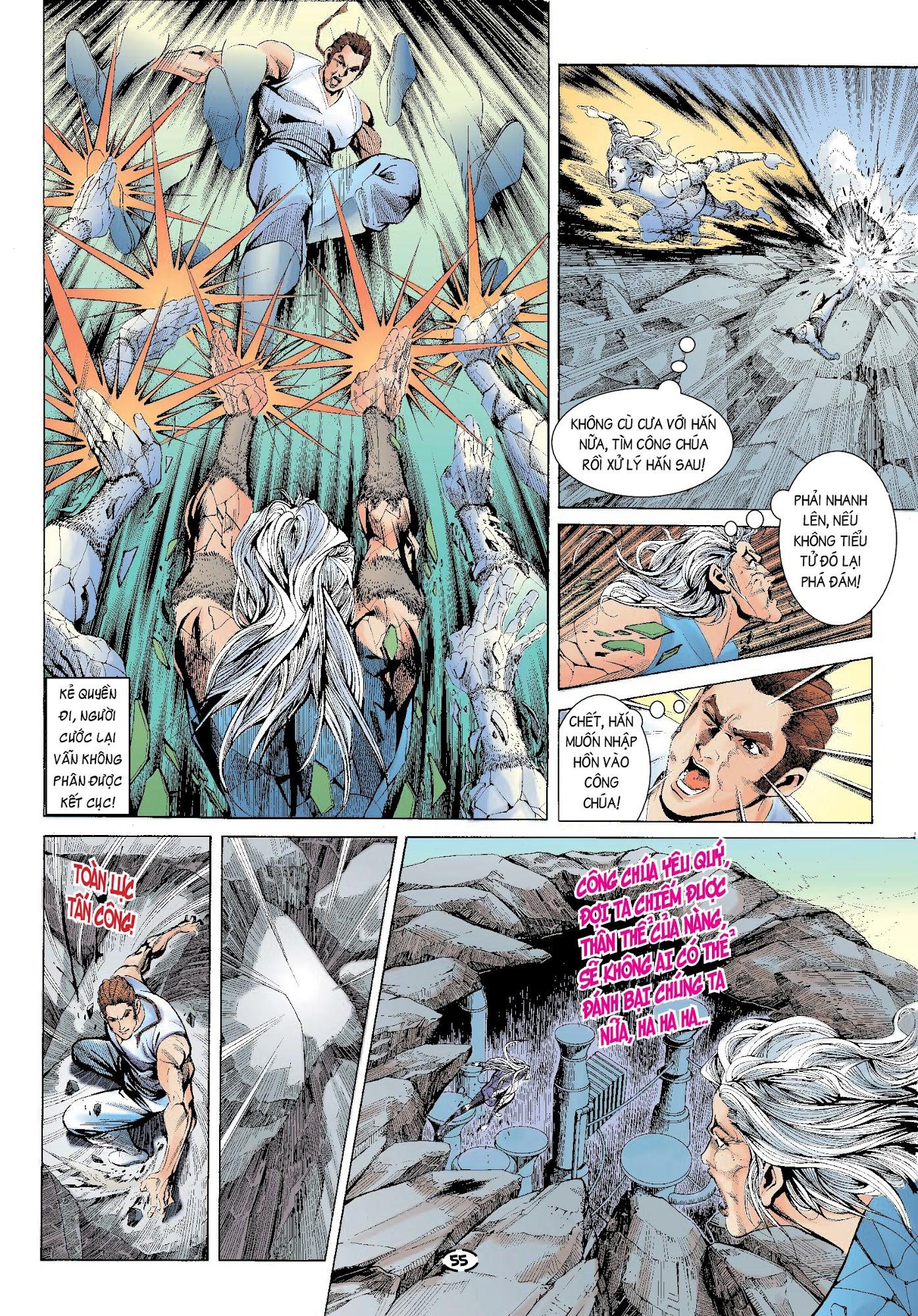 Đại Kiếm Sư Chap 32 - Trang 19