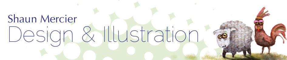 Shaun Mercier Design and Illustration