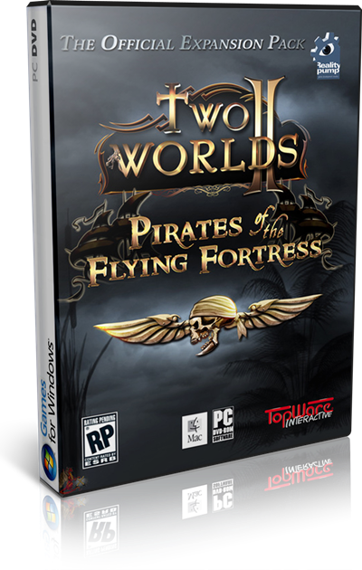 Two Worlds 2 Pirates Of the Flying Fortress 2011 PC Full Reloaded Español ISO