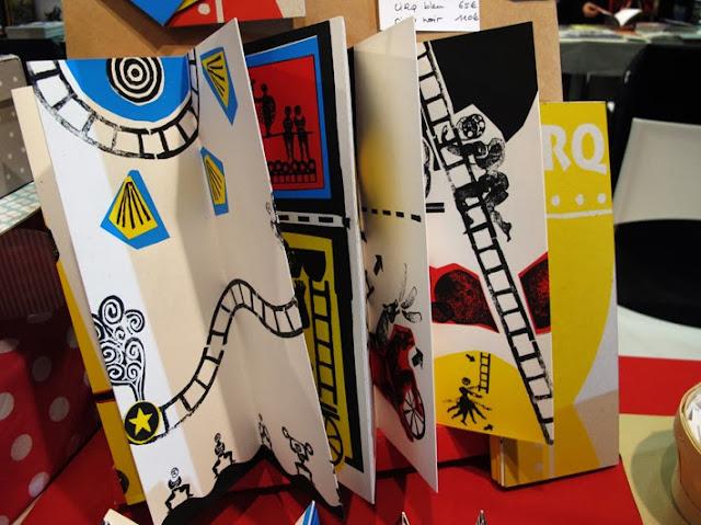salon du livre pour la jeunesse 2013 - Brigitte Rio - cirque