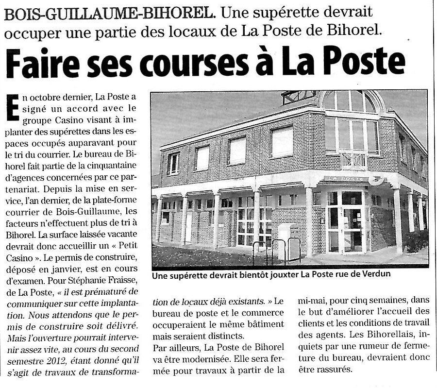 Constantin dragas s mars 2012 - Ouverture bureau de poste paris ...