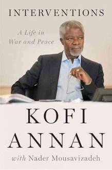 Kofi Annan's new book