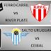 Formativas - Liguilla 2011 - Fecha 1 Sub 15 y Fecha 2 Sub 18