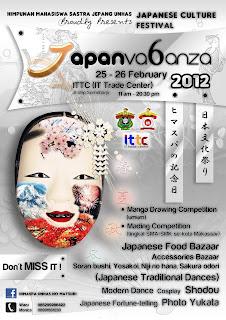 Japanvaganza, Japanese Culture Festival