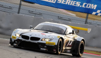 BMW Z4 GT3 Confirmed for ALMS 2013