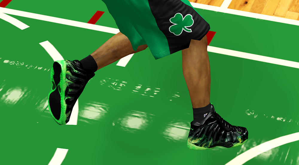 Paranorman Shoes NBA 2K14