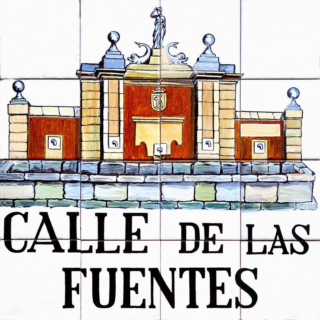Calle de las Fuentes