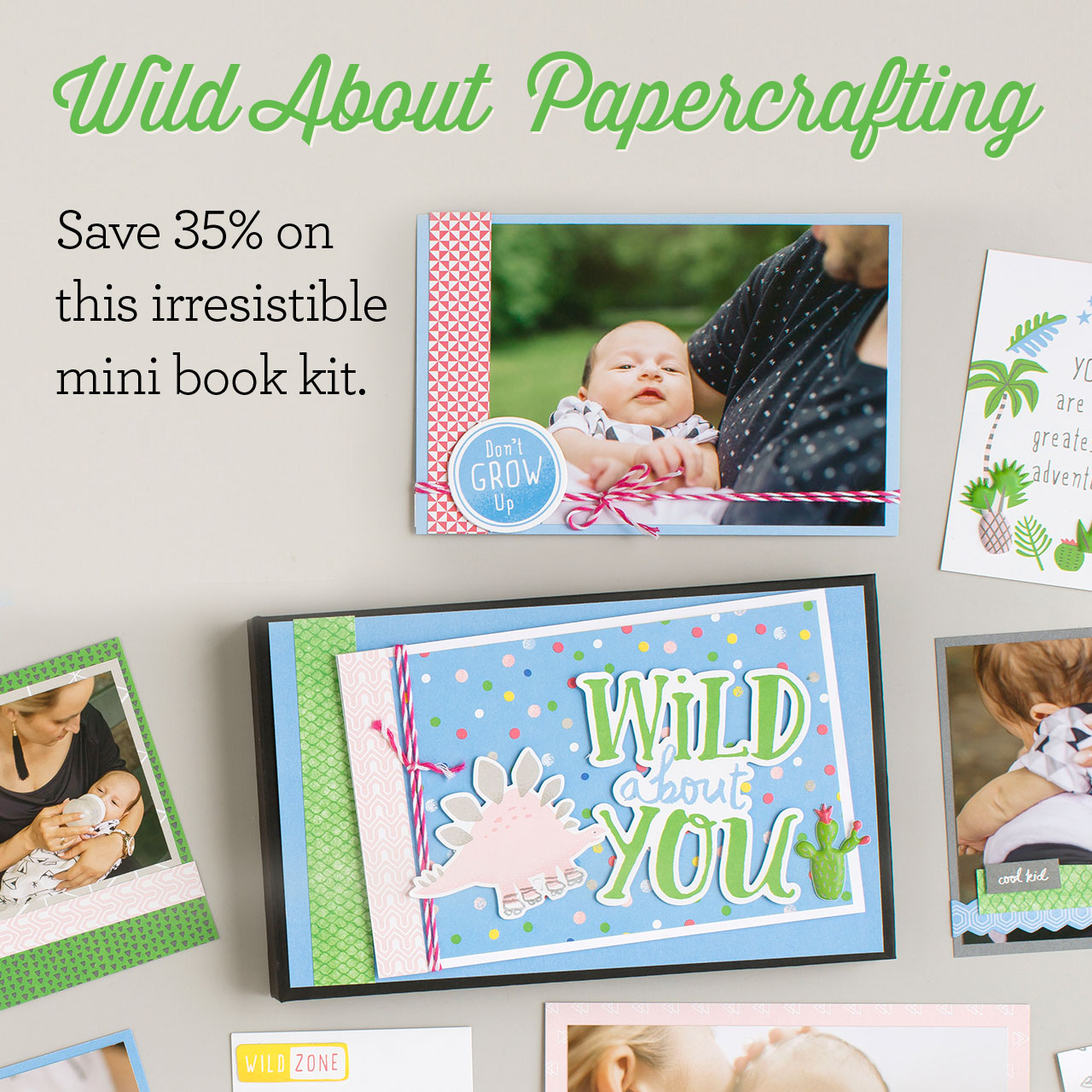 Wild About You Kit