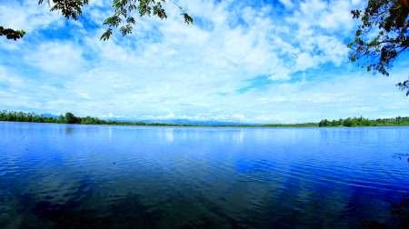 Wisata Danau Dendam Tak Sudah Di Bengkulu
