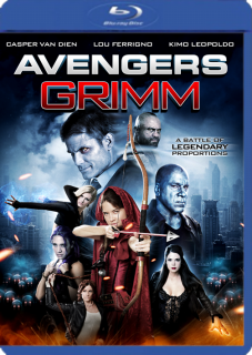 Las Vengadoras De Grimm [2015] Audio Latino BRrip XviD [RG][UP][UD][WP][1F]