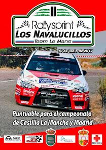 II Rallysprint de Navalucillos