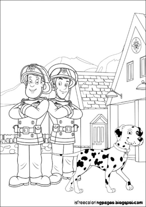 Fireman sam coloring pages free coloring pages for Fireman sam printable coloring pages