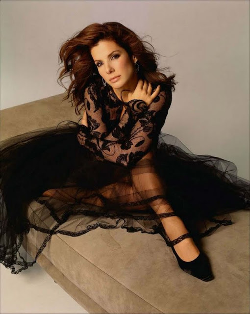 sandra bullock sexy look - photo #45