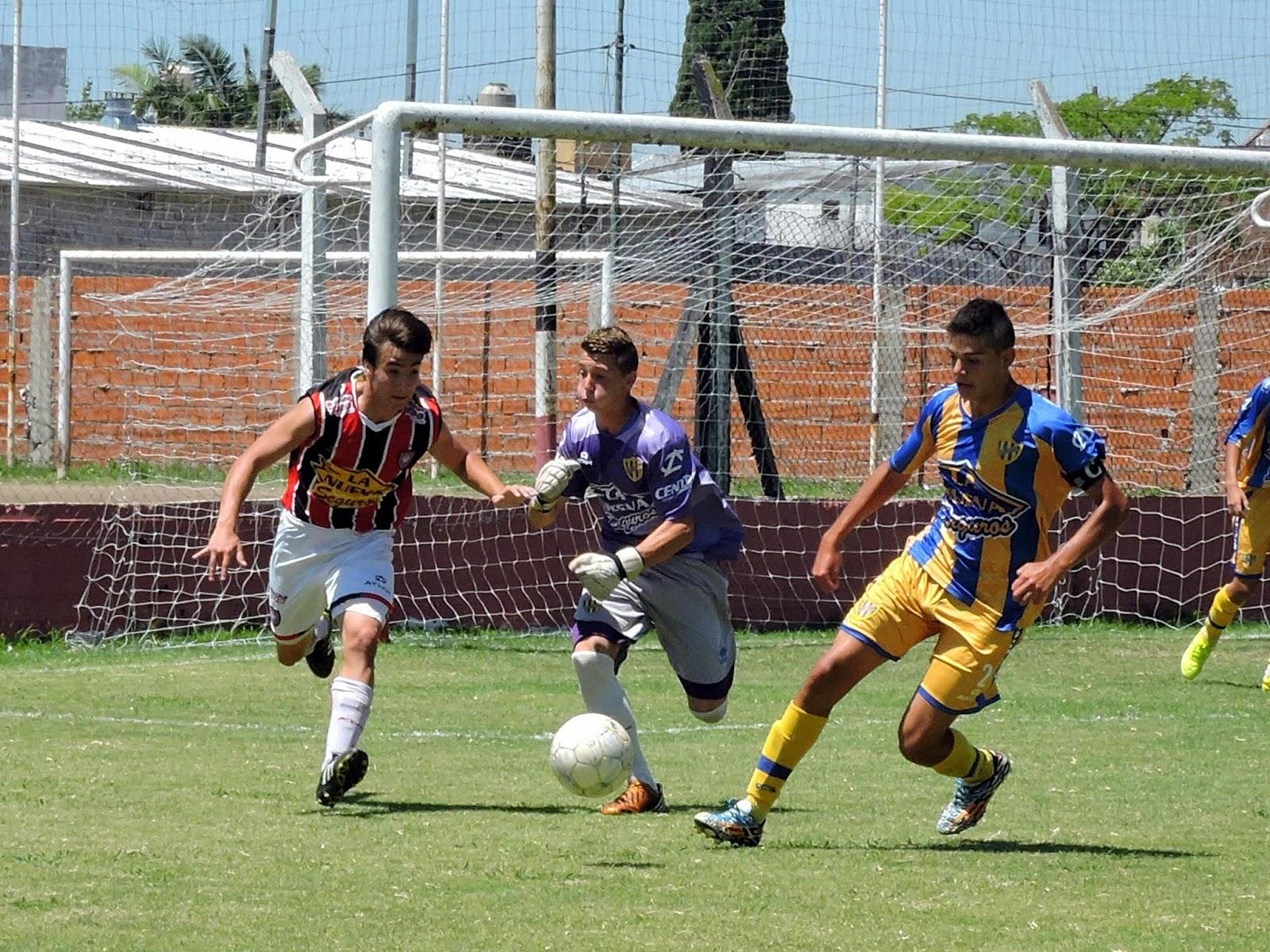 Fotos Chacarita Juniors vs Atlanta Inferiores