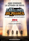 Caballeros del Zodiaco: La leyenda del santuario (2014) ()